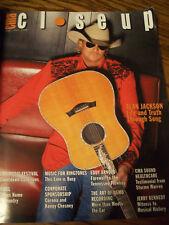 Alan Jackson Covers CMA Closeup Magazine 2008