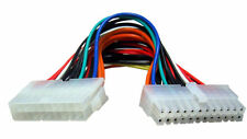 20 Pin PSU Male to Female Lead ATX Power Supply Extension Converter
