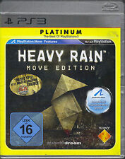 Heavy Rain-Move Edition (Playstation 3)