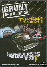 Grunt Files TV DVD - Special Edition 1