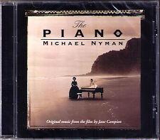 The Piano Michael coins OST CD ORIGINAL MUSIC bande originale Jane Campion EMI NEUF