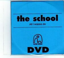 (DU448) The School, All I Wanna Do - 2008 DJ DVD