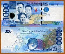Philippines, 1000 Piso, 2010 (2011), P-211, UNC