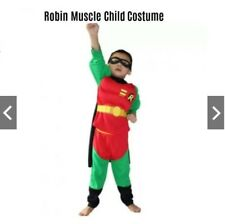 Robin Muscle Kids Costumes