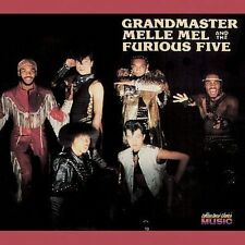 FREE US SHIP. on ANY 2 CDs! NEW CD Grandmaster Flash: Melle Mel & Furious 5