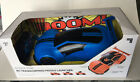 Sharper Image Toy Remote Control Car Transforming Missile Launcher Blue New