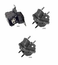 3 PCS Motor & Trans Mount For 1993-1996 Chrysler Concorde 3.5L