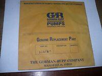 1 pc Gorman-Rupp S1676  O-Ring Seal, New