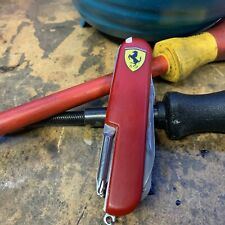Ferrari Pocket Knife Multi-Tool for enzo f1 gran turismo spider portofino dino