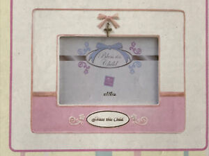 Bless this Child photo frame by Russ Berrie US Gift INC