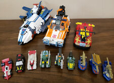 Transformers Armada Powerlinx Autobots & Minicon Teams-Lot of FIFTEEN Figures!!!