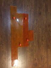"Wood Texture Concrete Stamp 2 Set"""
