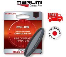 Marumi DHG Circular Polarizing 77mm Filter DHG77CIR (UK Stock)