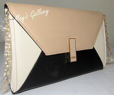 Guess Evening Handbag Purse Crossbody Tote Shoulder Hand Bag Wallet Clutch  NWT
