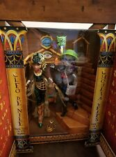 Monster High Cleo De Nile & Ghoulia Yelps Mattel Vault Exclusive 2 Pack Dmgd Box