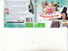 The Fairies-Wizzy's Wonky Magic-ABC For Kids-2009-[85 Minutes]-Children TF-DVD