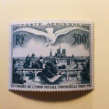 STAMP / TIMBRE FRANCE NEUF POSTE AERIENNE N° 20 ** COTE + 60 € PONTS DE PARIS
