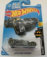 *NEW* Hot Wheels Justice League Bat Mobile