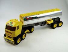 LEGO CITY AUTOCARRO autocisterna CAMION TRATTORE ottano öltanker CIONDOLO SILBER