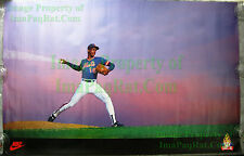 "Vintage Original Dwight Gooden NIKE ""Dr. K"" NY Mets MLB Pitcher Fastball Poster"