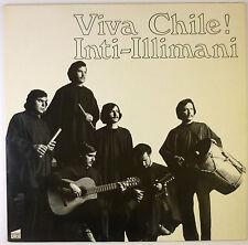 """12"""" LP-Inti-ILLIMANI-VIVA CHILE! - b3066-Slavati & cleaned"""