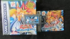 GBA Yu GI Oh stairway to destined duel game boy advance game boxed  instructions
