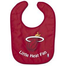 Official NBA All Pro Baby Bib Miami Heat