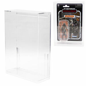 MORAX Acryl Case Schaukasten Schutzhülle für TWC Star Wars Mandolorian Figuren