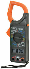 Z9S8 - AC/DC MULTIMETER ELECTRONIC TESTER DIGITAL CLAMP METER MULTIMETER CURRENT