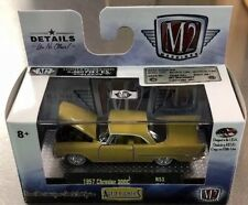 M2 MACHINES 1957 CHRYSLER 300C RR TIRES AUTO-THENTICS 1:64 SCALE FREE SHIPPING.