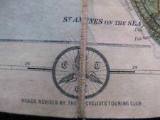 Antique European Maps & Atlases Lancashire Lithography