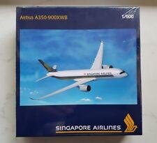 Herpa Wings 529051 Singapore Airlines A350-900  XWB Reg. 9V-SMA Bordverkauf