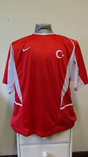 Turkey Home Football Shirt Jersey 2003-2004 XL 45/47