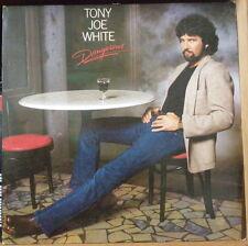 TONY JOE WHITE DANGEROUS  HOLLAND PRESS LP CBS