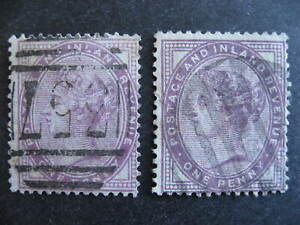 Great Britain Sc 88 used plus 89 for reference, check it out!
