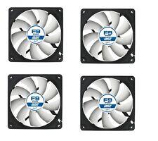 4 Ventilateur Arctic * f9 PWM PST * 92 x 92 x 25 mm * 4-pin PWM + supplément Pwm Suite
