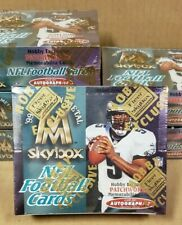1999 SKYBOX MOLTEN METAL FOOTBALL HOBBY EXCLUSIVE BOX (UNOPENED, FACTORY SEALED)