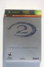 Halo 2 Limited Collectors Edition Original Xbox US NTSC Like New and CIB