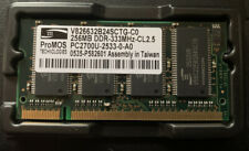 ProMos 256MB PC2700U DDR 333Mhz Laptop Memory
