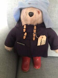 Genuine Original 1970s Gabrielle Designs Paddington Bear