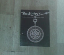SOTHEBY'S. Russian works of art, icons. 22 May 2003.
