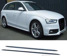 Für Audi A4 B8 A5 S5 Seitenschweller Leisten Seitenleisten S-Line Schweller #11
