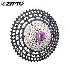 ZTTO MTB Bike 10Speed 11-50T Cassette Freewheel Bicycle Sprockets for SHIMANO HG
