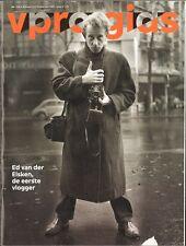 VPRO 2017 5 The XX Ed van der Elsken GERARD REVE Boudewijn Buch The GREAT WALL
