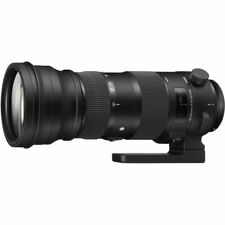 Sigma 150-600mm f/5-6.3 DG OS HSM Sports Lens for Nikon F USA Version