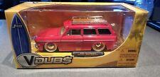 Jada Vdub$ 1965 Volkswagen Variant Squareback Red 1:24 MIB 53045 Die Cast *A020