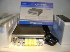 Pioneer KP-77G component car stereo cassetten deck brandnew