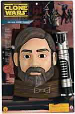Obi-Wan Kenobi Blister Kit Star Wars Jedi Halloween Child Costume Accessory