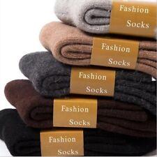 Lamb Wool Cashmere Comfortable Thick Socks Mens Winter Warm Outdoor Sports Socks