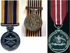 DLSM ,ADM.National Medals Engraved On The Rims